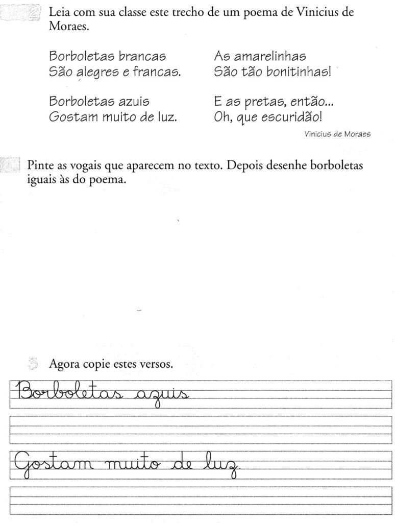 1682ce70a ATIVIDADES DE CALIGRAFIA PARA IMPRIMIR - CALIGRAFIA EM PDF (37 ...